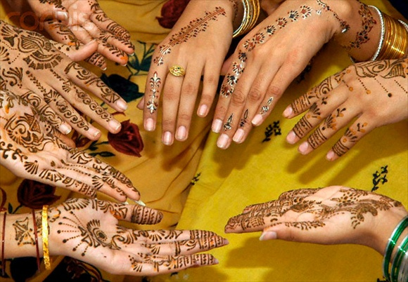latest mehndi