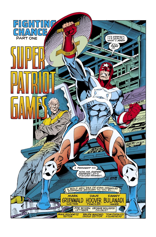 Captain America (1968) Issue #425 #375 - English 4