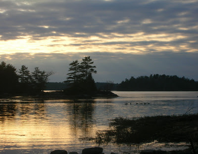 Westport, Maine, Sasanoa River