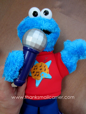 Let's Rock Cookie Monster review