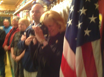 Shutterbug Sheriff.....Colleen O'Neill Takes Pictures of Other Dems