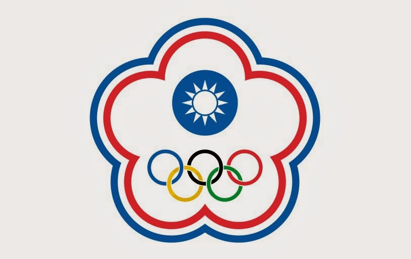Olympic Medal Expansion Alpha To Omega Taiwains Olympic Flag