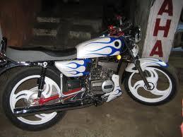 Bikes Alters  Yamaha RX 100