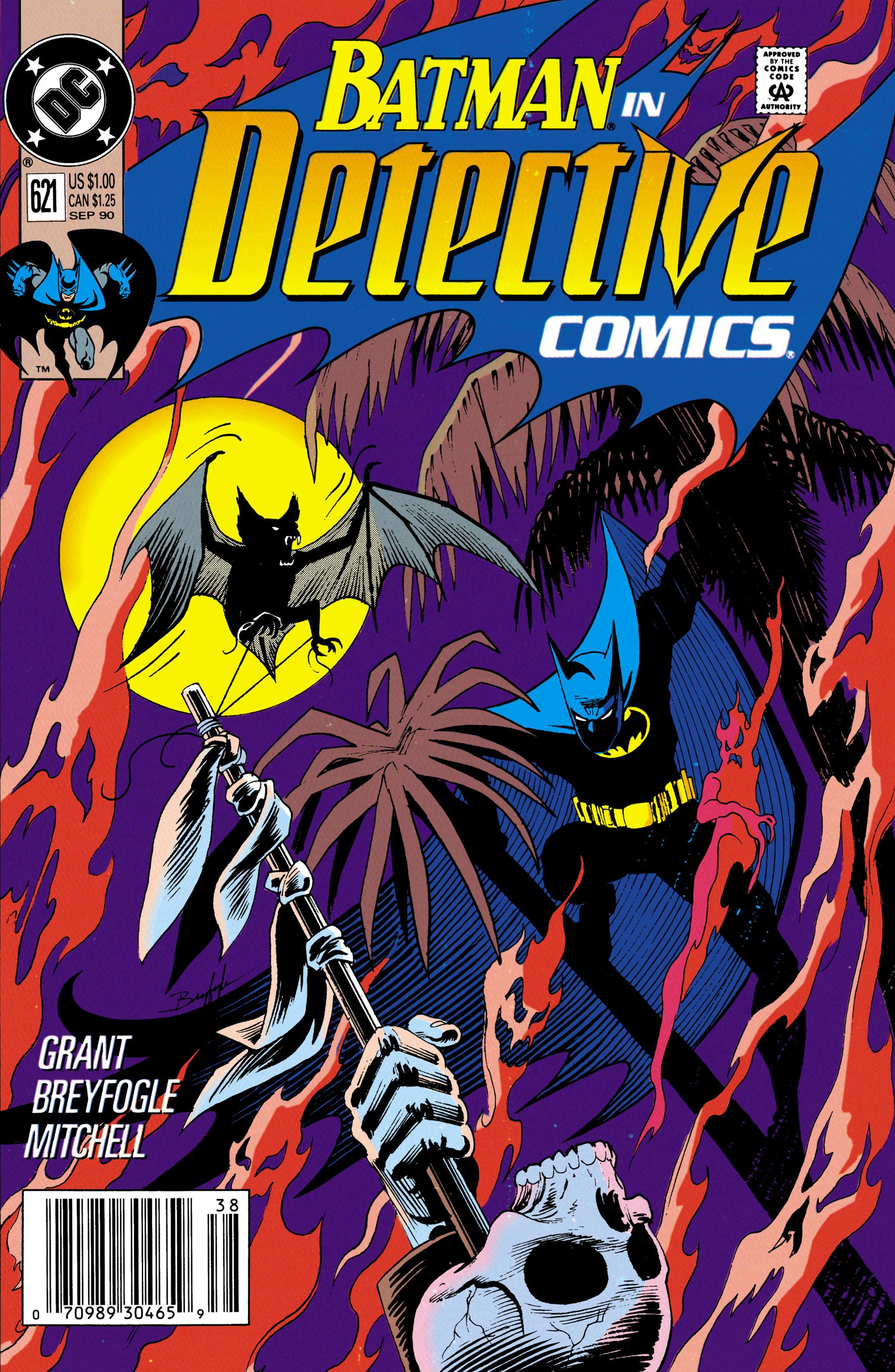 Detective Comics (1937) 621 Page 1