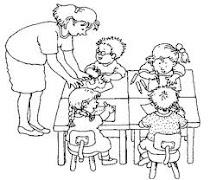 dia 1 - Dia da Criança  dia 6- Dia do Agrupamento