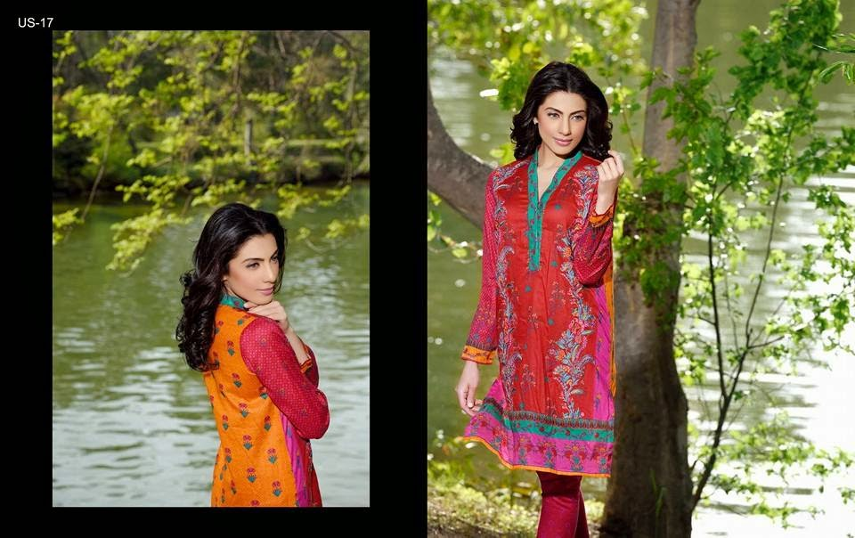 New Summer Collection 2015 by Umar Sayeed
