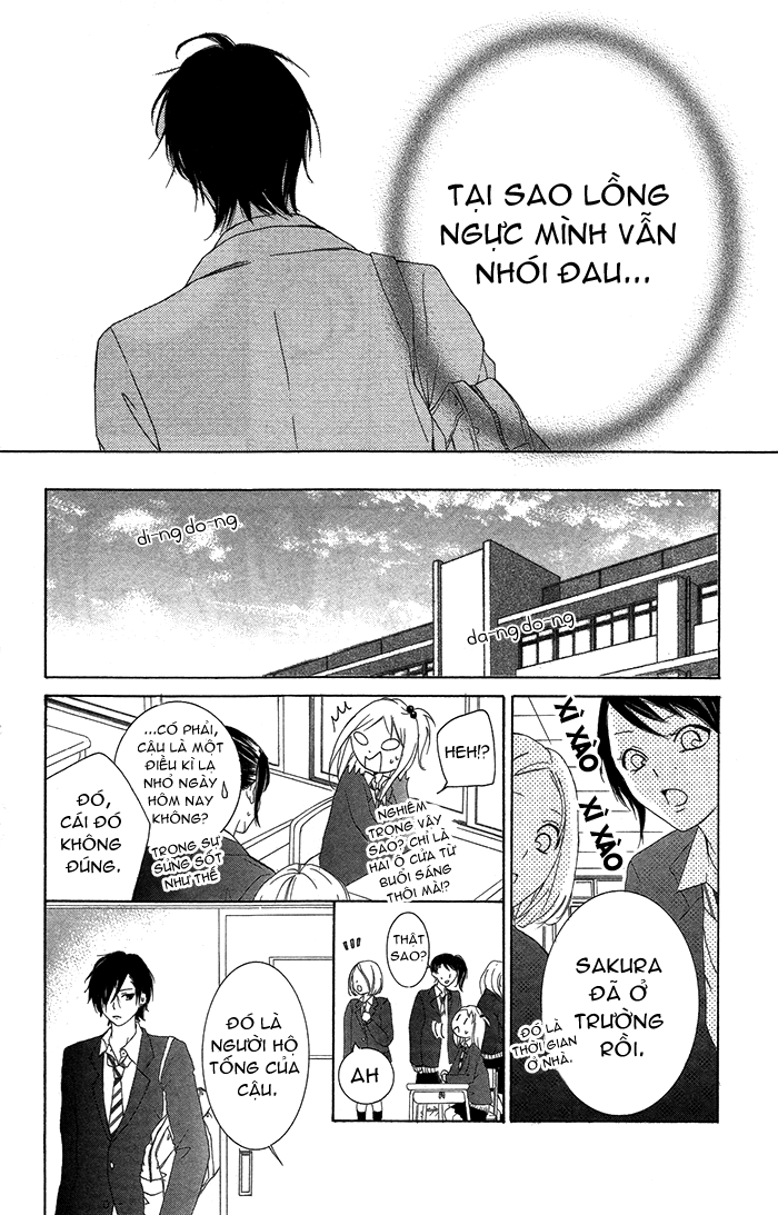 Kanojo ga Kare ni Ochiru Riyuu chap 3 - Trang 19