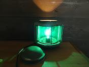 アンティークランプ 船舶ランプ リメイク品B