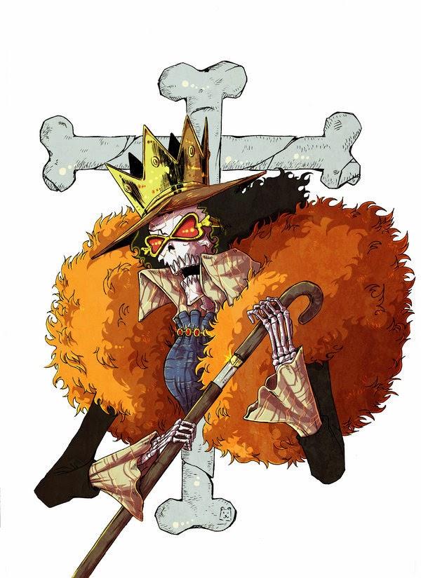 One Piece Chapter 737: Tháp điều hành 022