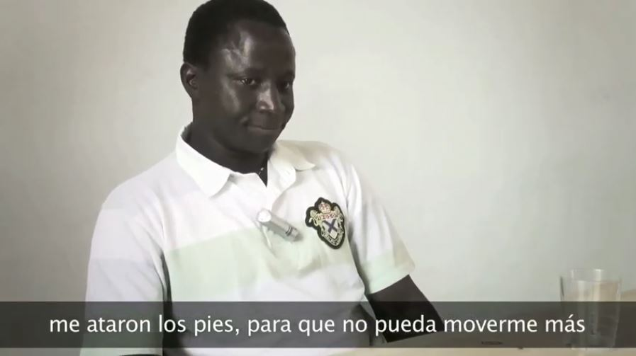 #JustíciaAlfredo: Testimoni de 2 intents de deportació i resistència