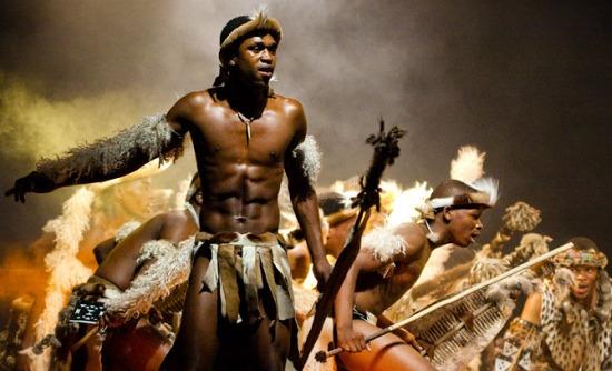 The Zulu Were South African