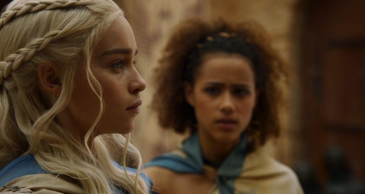 Emilia Clarke Bathtub Scene Game Of Thrones Season 4