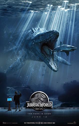 ตัวอย่างหนังใหม่ : Jurassic World  (จูราสสิค เวิลด์) (เวอร์ชั่นซูเปอร์โบว์ล) ซับไทย poster 4