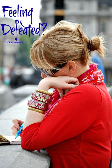 defeat, success, accomplishment, lists, organizing, encouragement