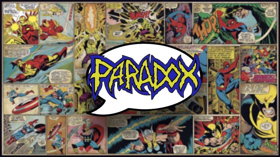 Paradox Comics