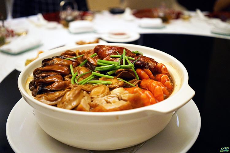 Xin cuisine pen cai