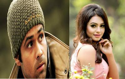 Nusrat faria and Emraan Hasmi