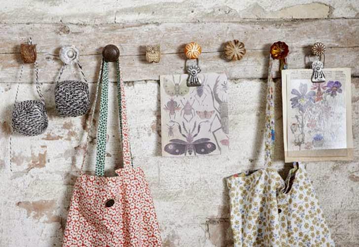 5 Idées pour Organiser Votre Maison avec des Matériaux Recyclés