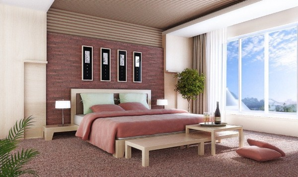 Bedroom decorating ideas category