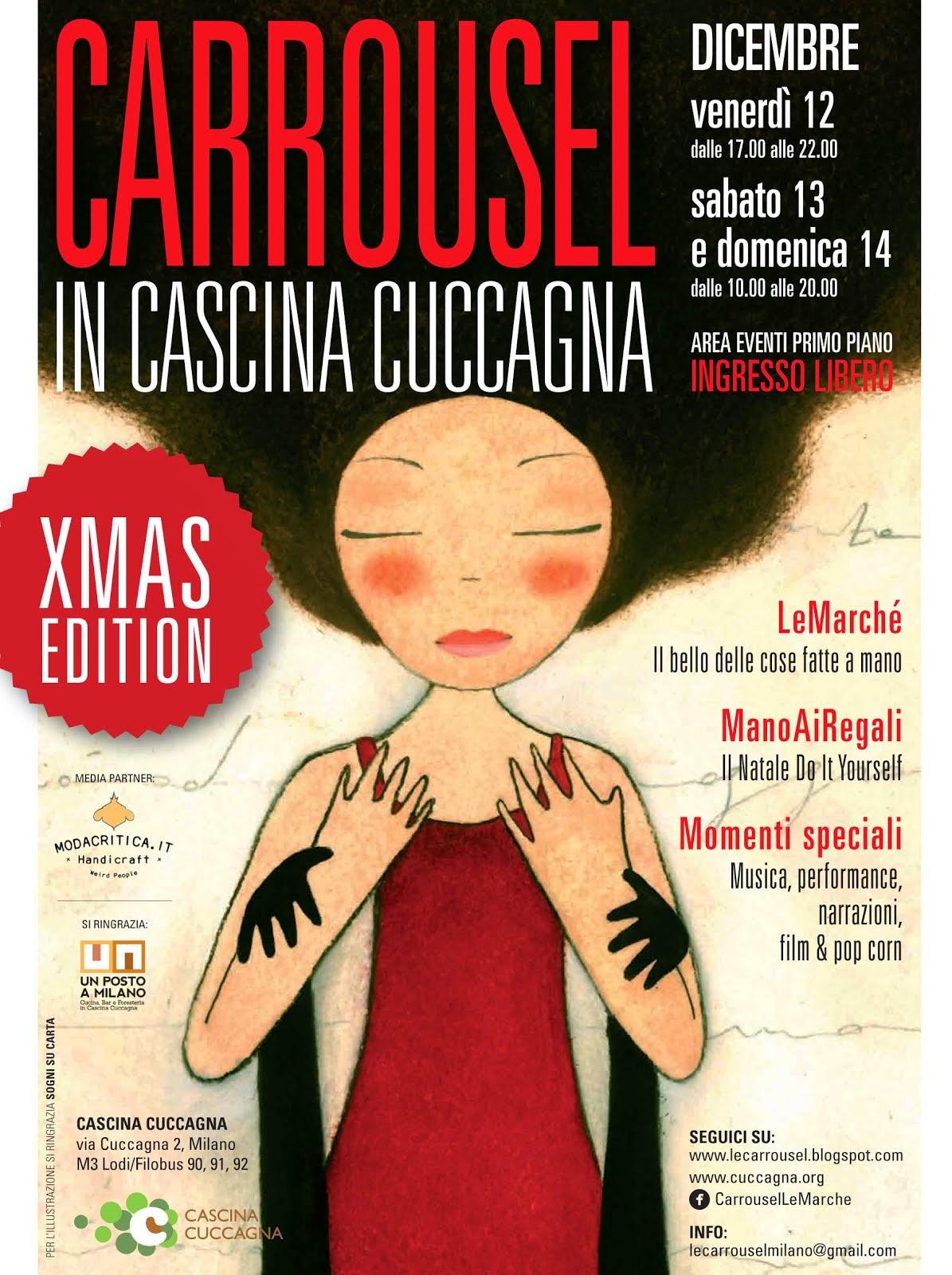 Carrosuel speciel Xmas Edition