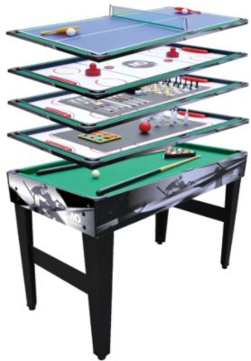 Your retail helper 12 10 11 for 12 in 1 game table sears