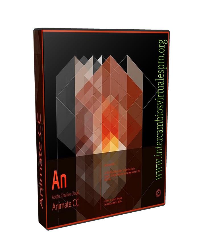 Adobe Animate CC 2017 16.5.1.104 poster box cover