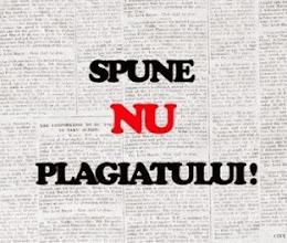 Spune NU Plagiatului!