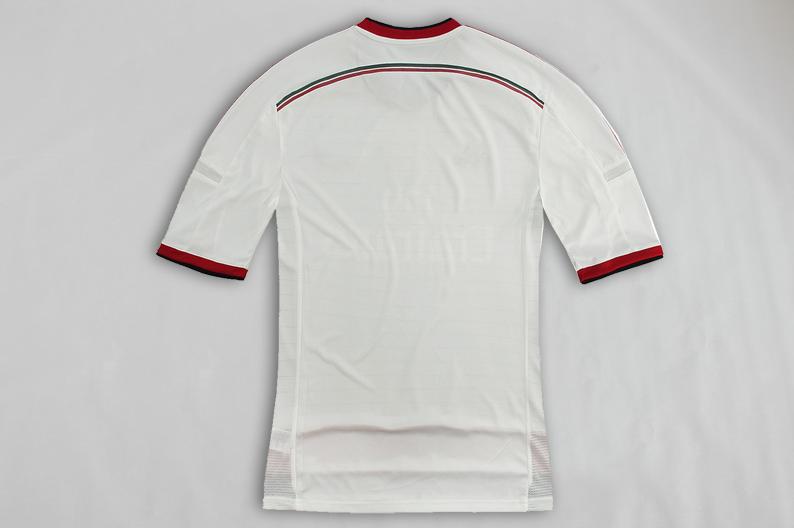 New AC Milan Away Shirt 2014-2015 with Casa Milan Logo by Adidas