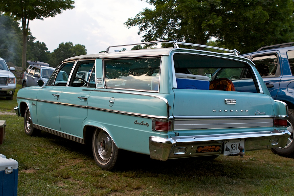 For Sale 1958 60 Rambler American Station Wagon.html | Autos Post