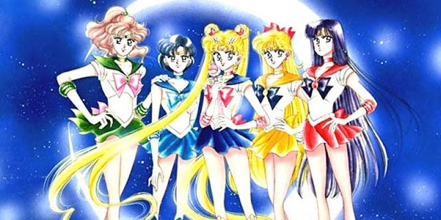 Sailor moon 20 años en nombre de la luna