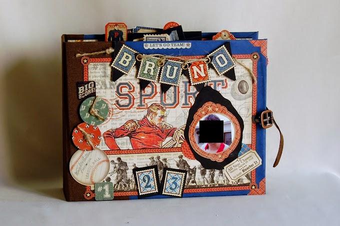 Album Good Ol Sport Bruno