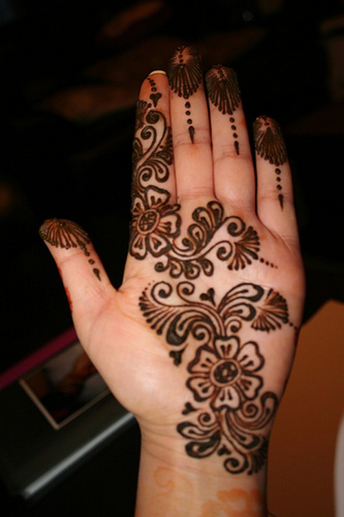 Mehndi Design For Hands Henna Patterns For Beginners