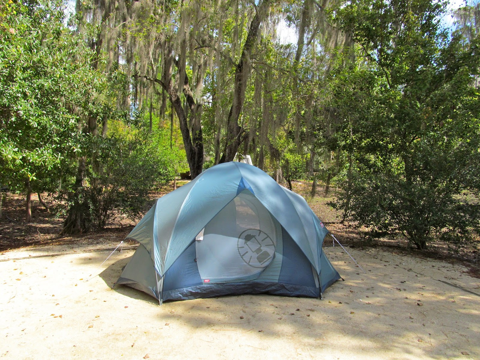 Tent C&ing at Ft. Wilderness at the Walt Disney World Resort & Our Outdoor Travel Stories: Tent Camping at Ft. Wilderness at the ...