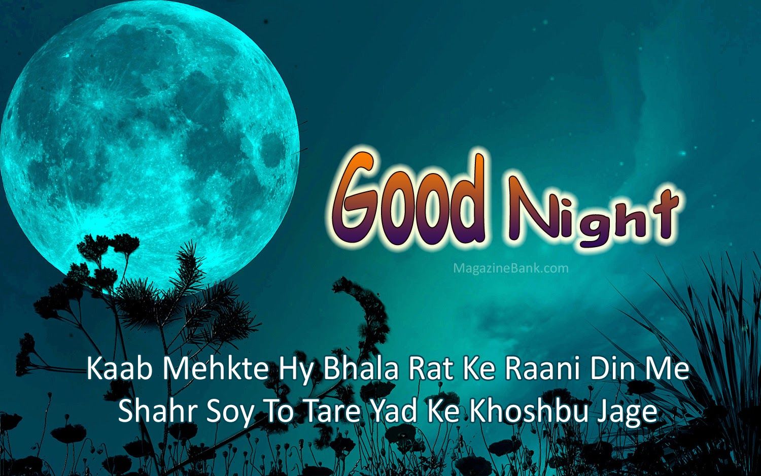 good night images for lovers in hindi