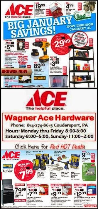 Wagner Ace Hardware, Coudersport