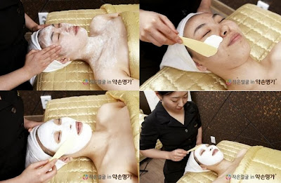 Yakson House face massage