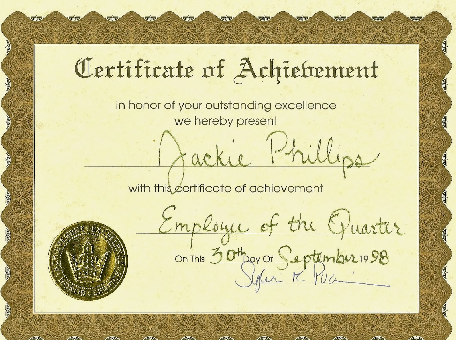 Employee of the month certificate template with picture gallery employee of the month certificate templates image collections employee month certificate template pet detective case blog yelopaper Image collections
