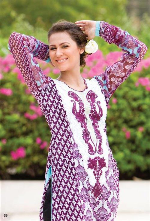 Mahiymaan Eid Collection 2011 by Al Zohaib Textile