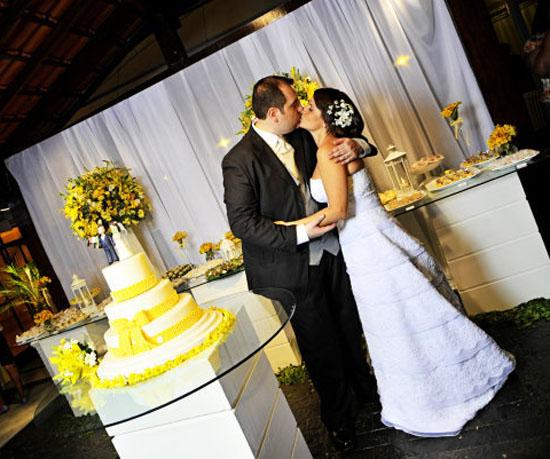Matrimonio Usanze : Un matrimonio brasiliano in giallo alessandra e fabrizio