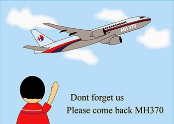 Missing aircraft please come back we are still waiting