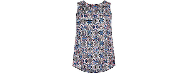 http://www.newlook.com/shop/inspire-plus-sizes/tops/plus-size-blue-tribal-print-cut-out-shell-top_351603999