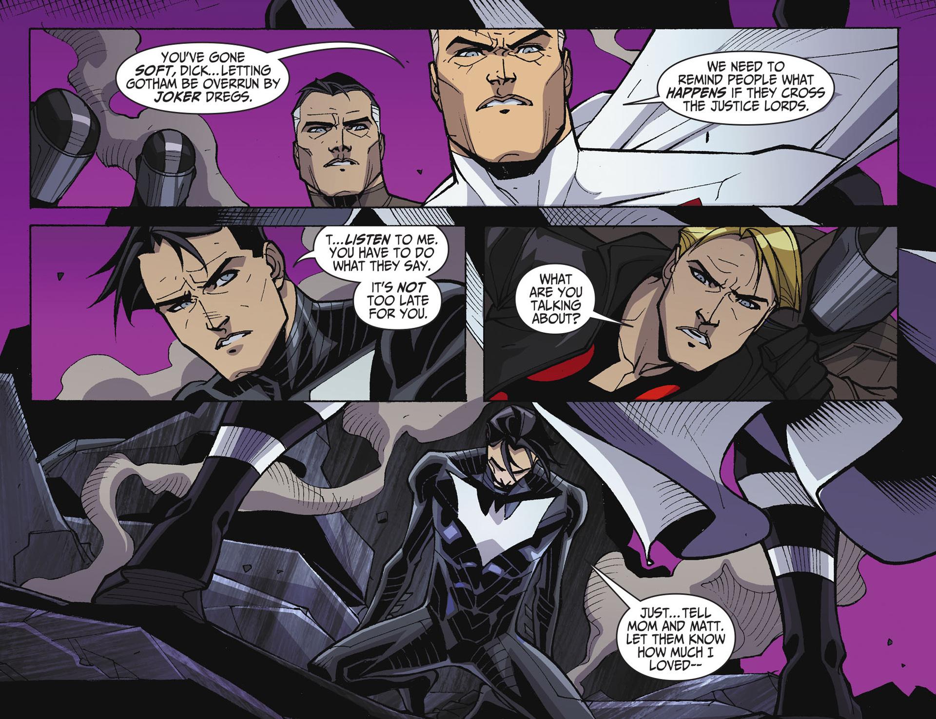 Batman Beyond 2.0 Issue #21 #21 - English 20
