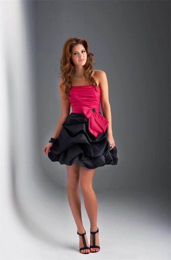 Espectaculares vestidos de 15 años