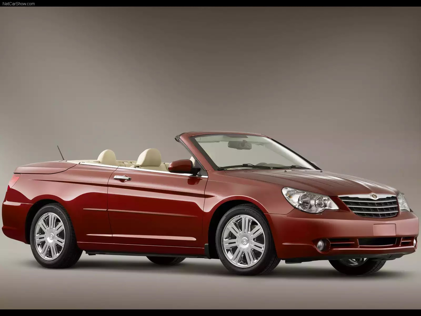 Hình ảnh xe ô tô Chrysler Sebring Convertible 2008 & nội ngoại thất