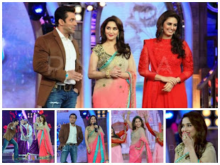 Madhuri-Salman magic on Bigg Boss 7
