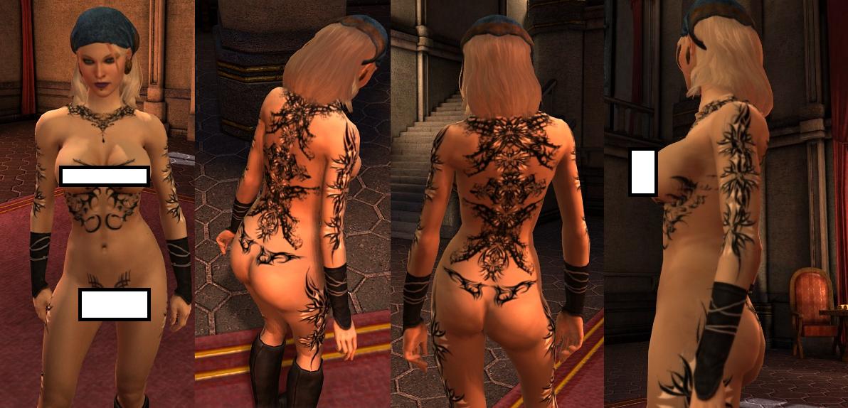 Скачать nude patch для компаньонок в Dragon Age 2.