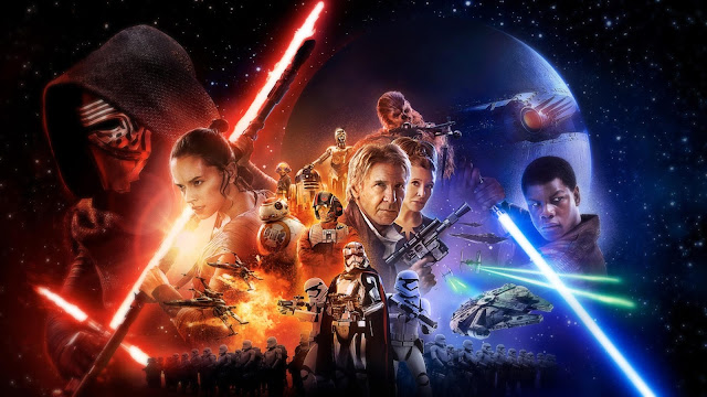 star wars the force awakens 2016