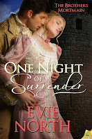 Goddess Fish Promotions Review: One Night Of Surrender by Evie North