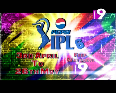 Pepsi IPL 2013 Wallpaper Collections