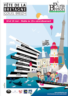 Kevrenn Paris - Fête de la bretagne 2013 - Paris XVéme